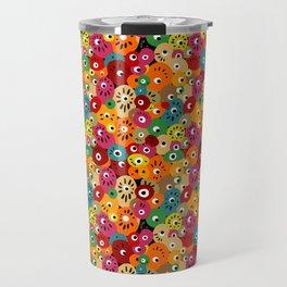 Dot Machine Travel Mug