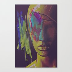 Judgement Figurative Abstract Canvas Print