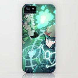Polaris Cosplay iPhone Case