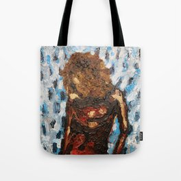 TVR Abstract Tote Bag