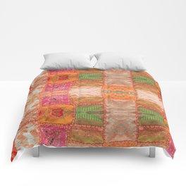 patchwork quilt Comforters