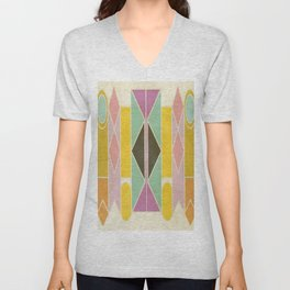 Tribalia Exotica #Society6 #buyart #decor Unisex V-Neck