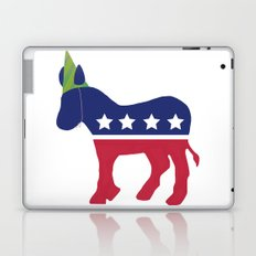 Wheres the Party at Democrat Laptop & iPad Skin