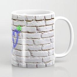 Peace Pigeon Brick- The Copy is a Hommage Coffee Mug