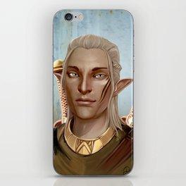 Zevran iPhone Skin