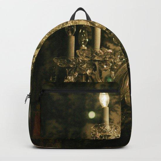 New Orleans Chandelier Backpack