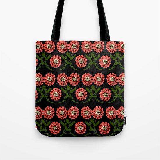 Flower 6 Tote Bag