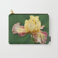 Floral Radiance Carry-All Pouch