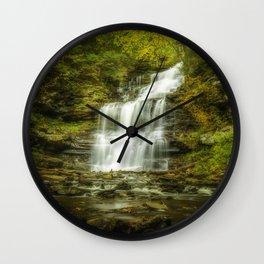 Ricketts Glen Wall Clock