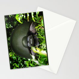 Slow Commando - Army Turtle Stationery Cards