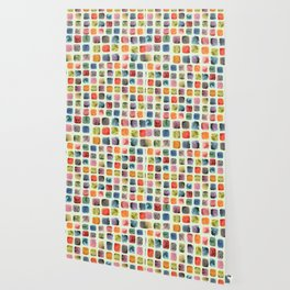 Colors in Suspension Wallpaper