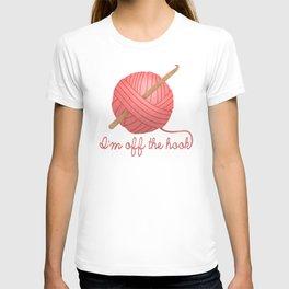 I'm Off The Hook T-shirt