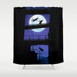 Last Samurai Shower Curtain