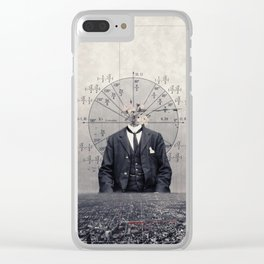 Angles of view Clear iPhone Case