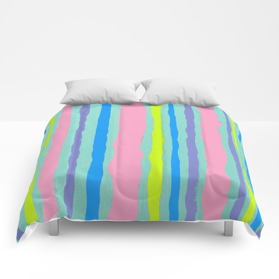 SUMMER STRIPE Comforters