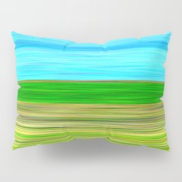 landscape in 59c Pillow Sham