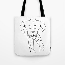 EYES OF THE CHEST Tote Bag