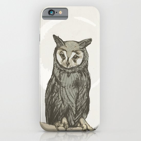The Watch Keeper iPhone & iPod Case