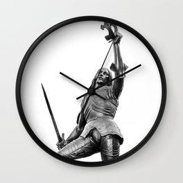 Richard The Third Wall Clock