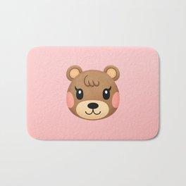 Maple Animal Crossing Bath Mat