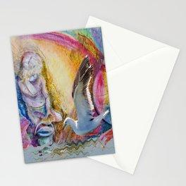 Bines Golden Sponge Stationery Cards