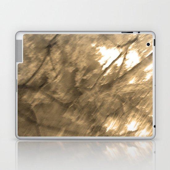 Treeage I - Sepia Laptop & iPad Skin