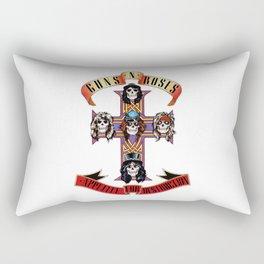 GNR appetite for destruction Rectangular Pillow