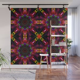 Deep Abstract Pattern Wall Mural