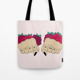 Fists / GRL PWR Tote Bag