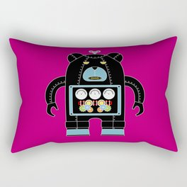 Robot DB-3000 Rectangular Pillow