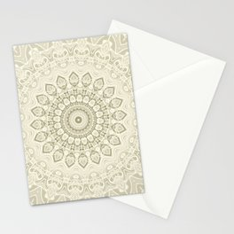 Antique White Style Lace Doily Stationery Cards