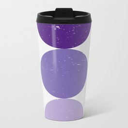 purple i 001 Metal Travel Mug