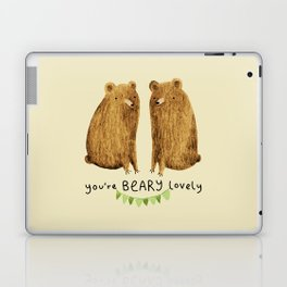 Beary Lovely Laptop & iPad Skin