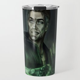 Johnny Cage Travel Mug