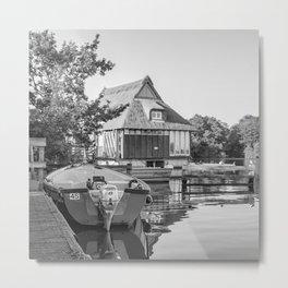 Ranworth Broad, Norfolk Metal Print