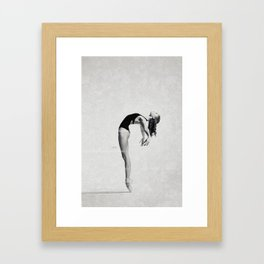 Continuously ... Framed Art Print