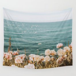 California Coast II Wall Tapestry