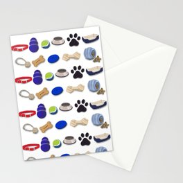 Dog-Mania Stationery Cards