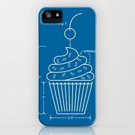 Architectural Cupcake iPhone Case