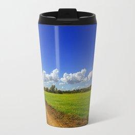Rice Field Travel Mug