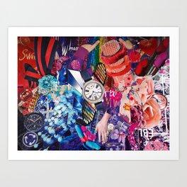 THE SHADES #1 Art Print