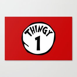 Thingy1 Canvas Print