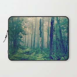 Walk to the Light Laptop Sleeve