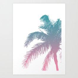 Palm Tree 07 (No.2) Art Print