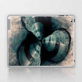 Shells in a row Laptop & iPad Skin