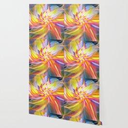 Fractal Flower Wallpaper