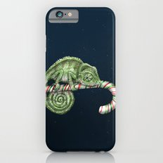 Christmas Chameleon iPhone 6s Slim Case