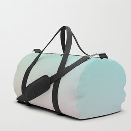 HEAVY RAINS - Minimal Plain Soft Mood Color Blend Prints Duffle Bag
