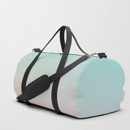 HEAVY RAINS - Minimal Plain Soft Mood Color Blend Prints Duffle Bag