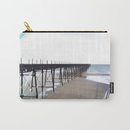 Victorian Pier - paint Carry-All Pouch
